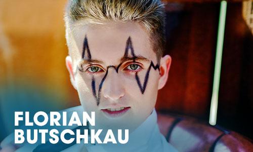 Der Schauspieler Florian Buschkau begann ihre Karriere als Schauspieler mit einer Ausbildung im Artrium.