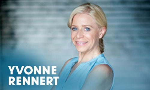 Die Schauspielerin Yvonne Rennert begann ihre Karriere als Schauspielerin mit einer Ausbildung im Artrium.