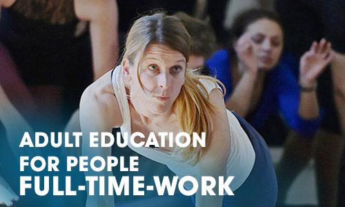 Das Artrium bietet mit dem Abendkurs jeden Dienstag eine ideale Schauspielausbildung für Erwachsene.