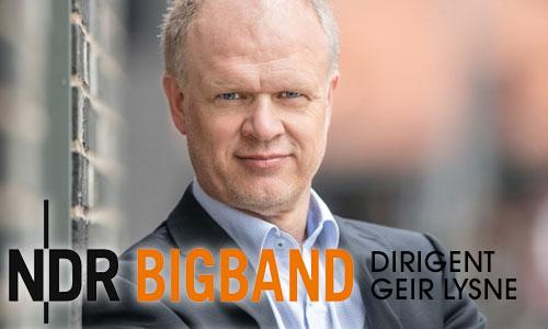 Die Artrium tritt mit der NDR Bigband unter Geir Lysne in der Elpphilharmonie auf