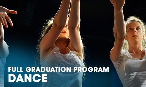 Full Graduation Program dance Artrium School for the Dramatic Arts