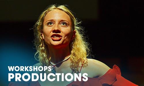 Full Graduation Program workshop productions Artrium School for the Dramatic Arts