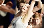 Bildergalerie der Artrium Schauspielschule Hamburg - Schauspielschüler*innen beim täglichen Unterricht in der Schule - Bildmotiv 006