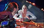 Bildergalerie der Artrium Schauspielschule Hamburg - Schauspielschüler*innen beim täglichen Unterricht in der Schule - Bildmotiv 012