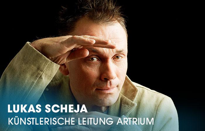 """Der Dozent Lukas Scheja steht der Artrium Schauspielschule Hamburg im Bereich """"Künstlerische Leitung"""" für Schauspiel auf der Bühne, im Film, Fernsehen & Social Media vor"""