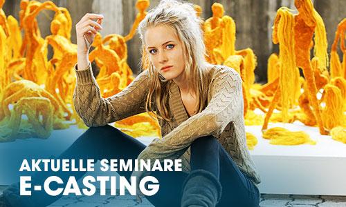 Artrium Hamburg  | Seminare | E-Casting