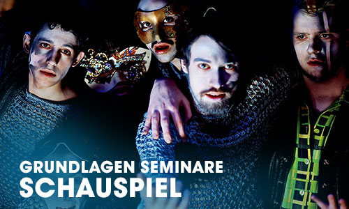 Artrium Hamburg  | Seminare | Schauspiel Grundlagen